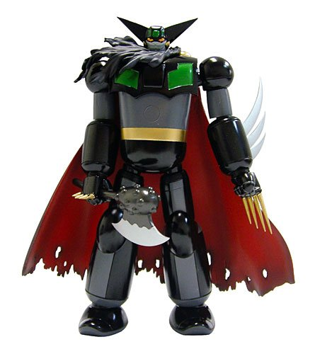 shinseki goukin black getter ova version by aoshima